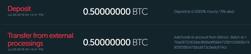 Bitdeposit biz hyip