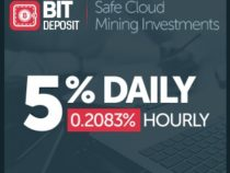 Bitdeposit.biz 5% một ngày life time thanh toán theo giờ(Not Paying)