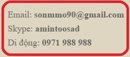 liên hệ mmo90