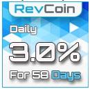 Revcoin.org dự án đầu tư lợi nhuận cao (Not Pay)