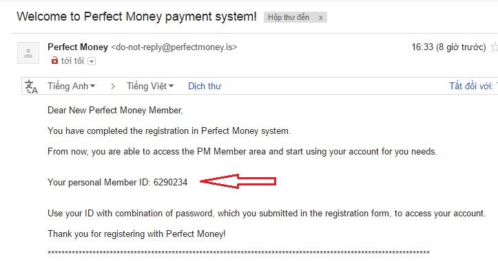 perfectmoney id email