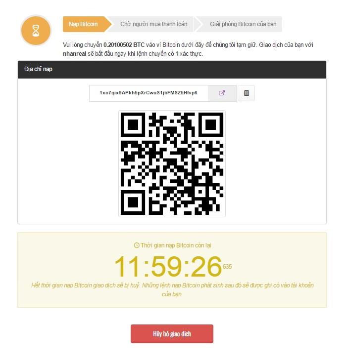ban bitcoin tai remitano
