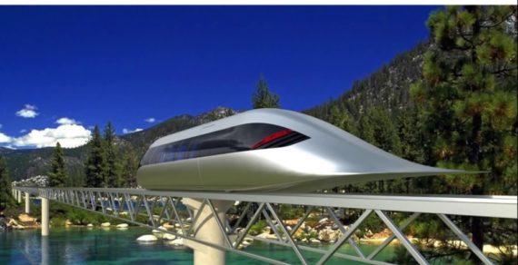 Dự án thực tế dài hạn SkyWay từ năm 2018 tới 2023