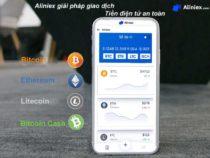 Aliniex là gì? Cách đăng ký và Mua bán tiền điện tử tại Aliniex