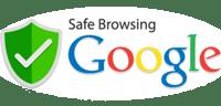 Chứng chỉ an toàn Google safe Browsing