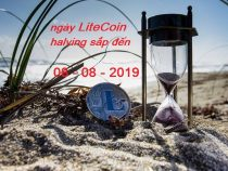 Sự kiện LiteCoin halving đang tới gần vào ngày 8 tháng 8 2019