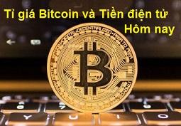 Tỉ giá Bitcoin và tiền điện tử hôm nay