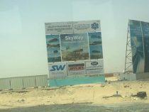 Thăm công trường Skyway tại Dubai