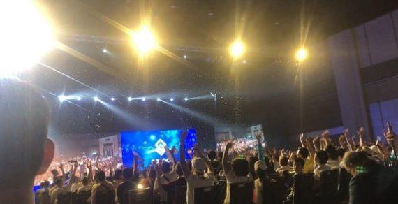 Review sự kiện S Block tại Bangkok Thái Lan ngày 21 tháng 8