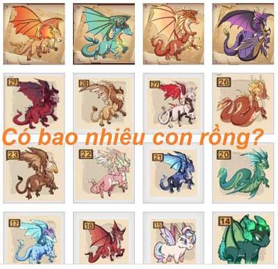 Tất cả loại rồng trong LibraDragon Thiên Bình, Shard, Scorpio