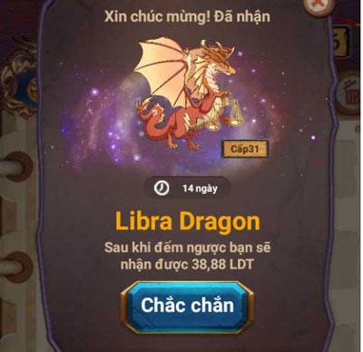 3 cách kiếm đồng LDT coin trong game LibraDragon