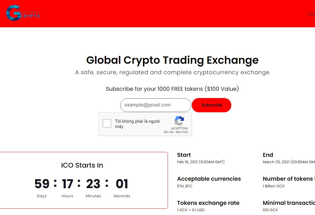 san globalcrypto exchange