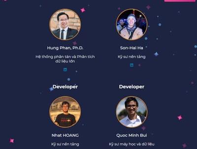 Đội ngũ phát triển của UBU Finance là ai?