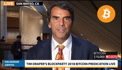 Timothy C. Draper đầu tư globe dx